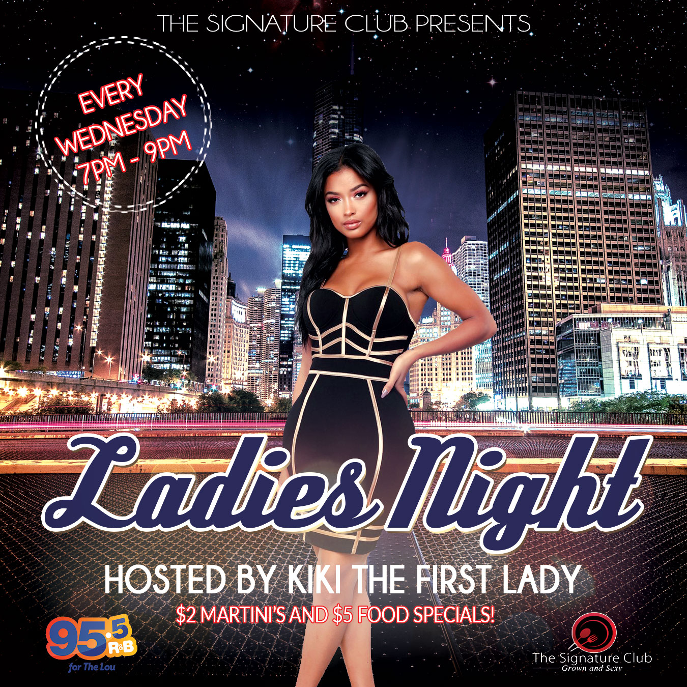 Ladies Night with Kiki The First Lady