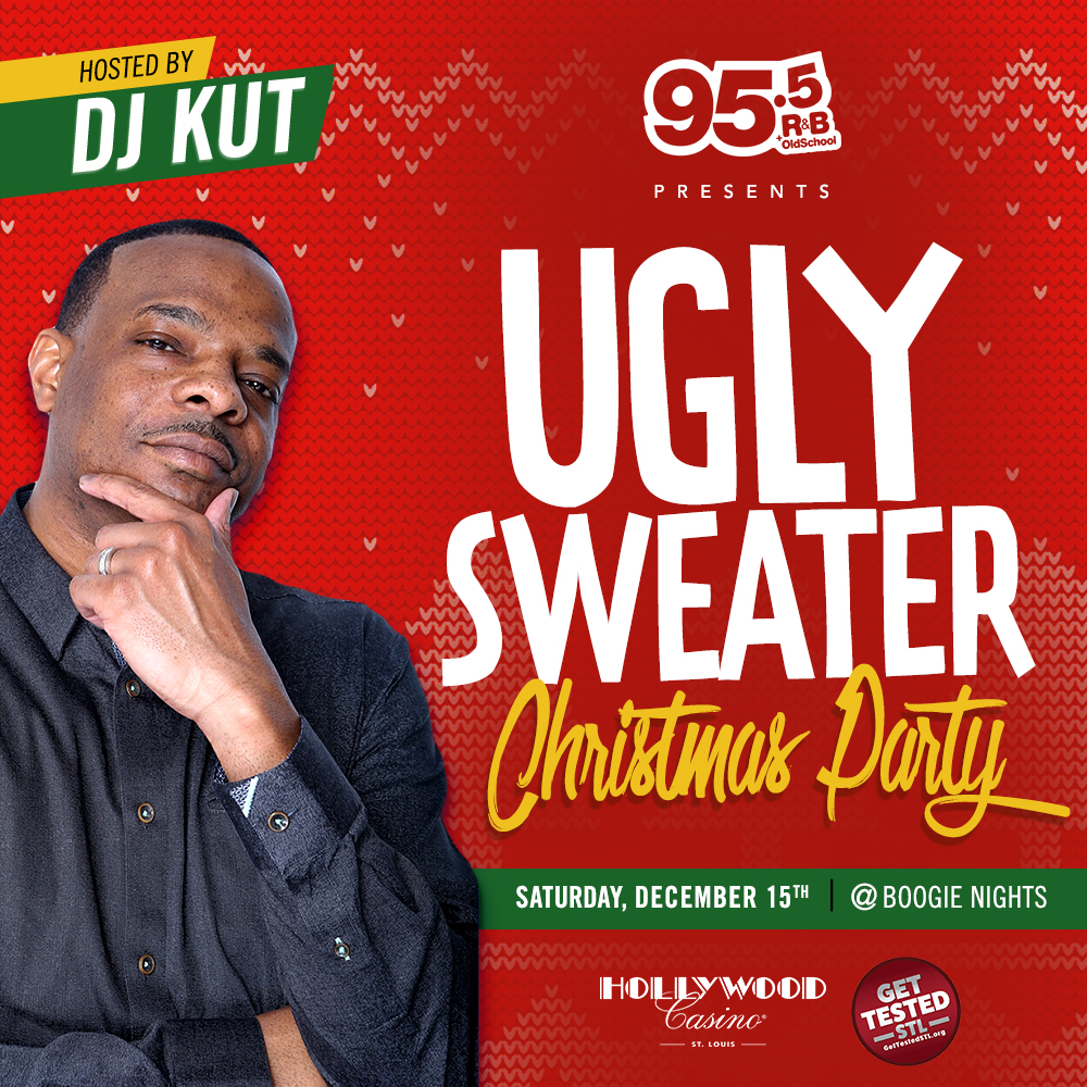 DJ Kut Ugly Sweater Party