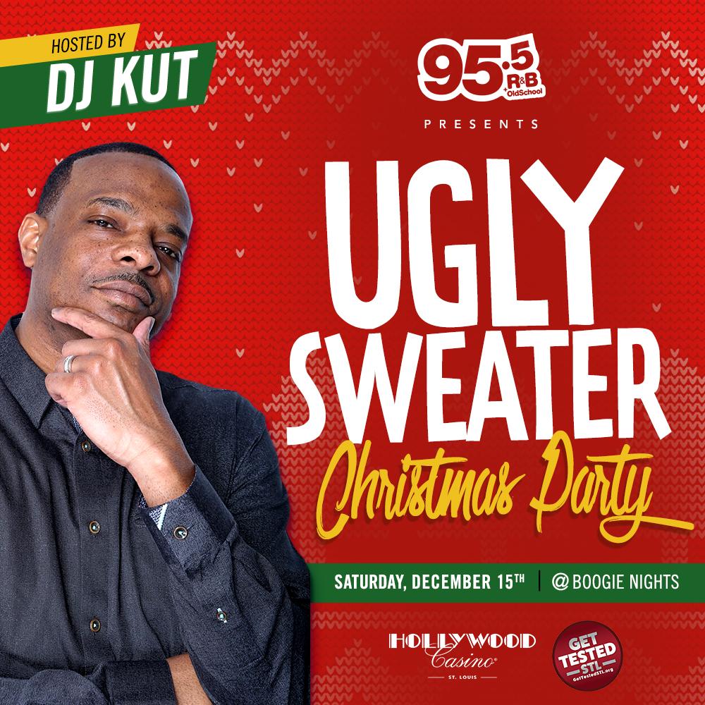 DJ Kut Ugly Sweater Party