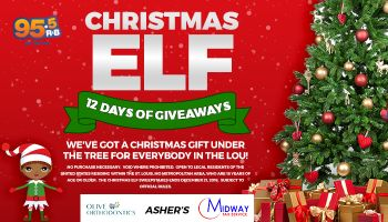 Christmas Elf: 12 Days Of Giveaways