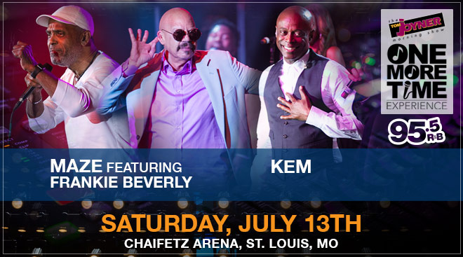 Tom Joyner One More Time St. Louis