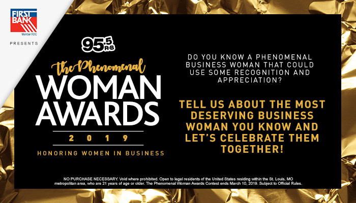 The Phenomenal Woman Awards 2019_RD_St. Louis_January 2019
