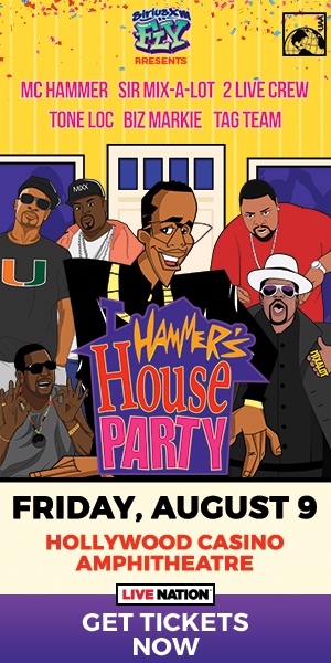 Hammers House Party STL