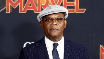 World Premiere of Marvel Studios' 'Captain Marvel' - Arrivals