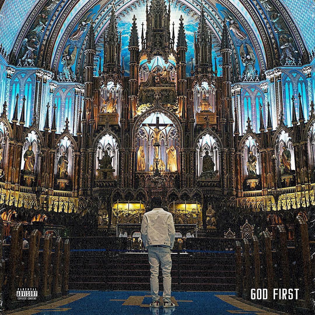 KC Da BeatMonster Album Cover God First