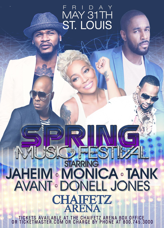 Spring Fest 2019 STL