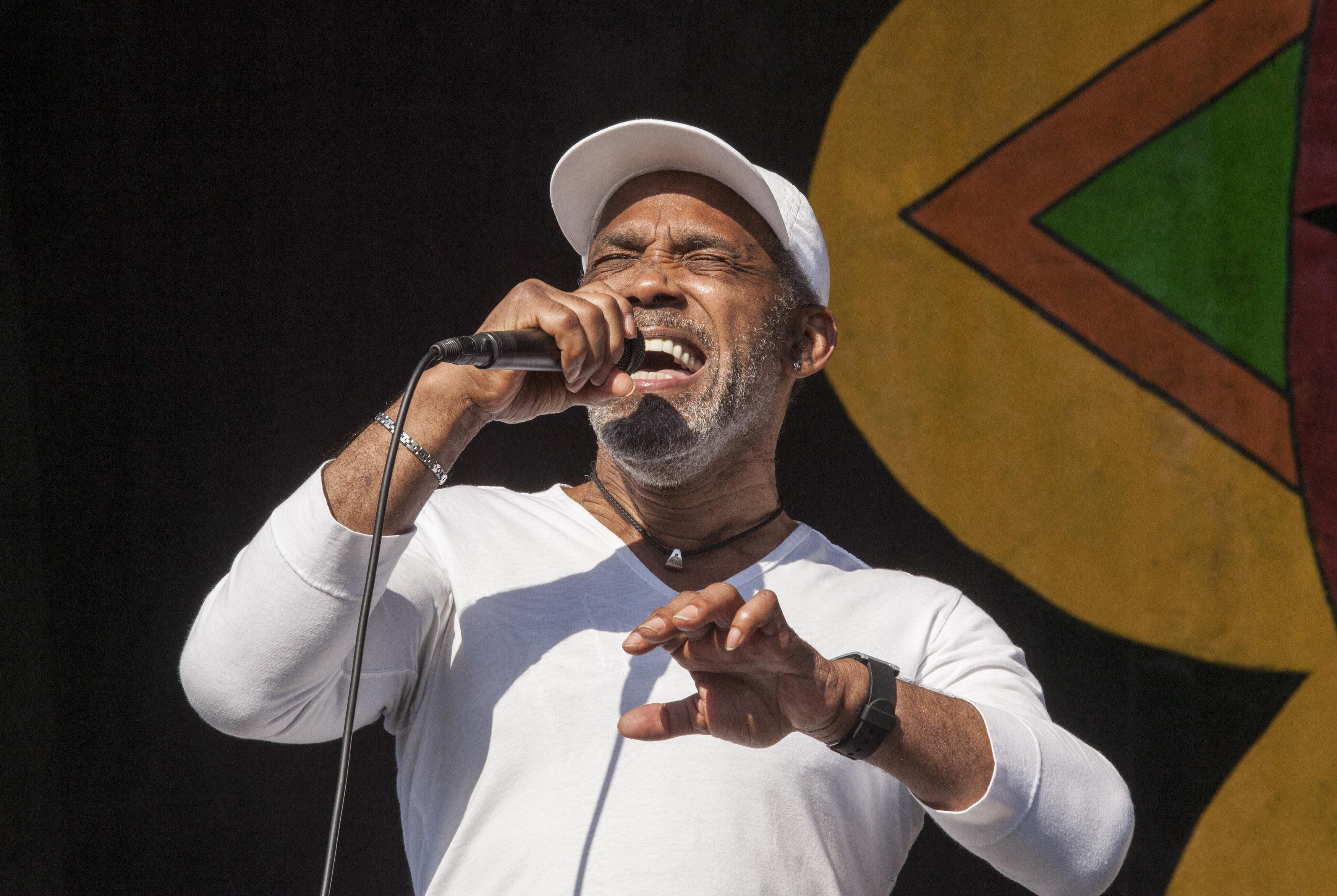 2014 New Orleans Jazz & Heritage Festival - Day 7