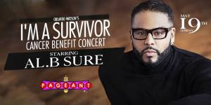 Cancer Benefit wsg Al B. Sure