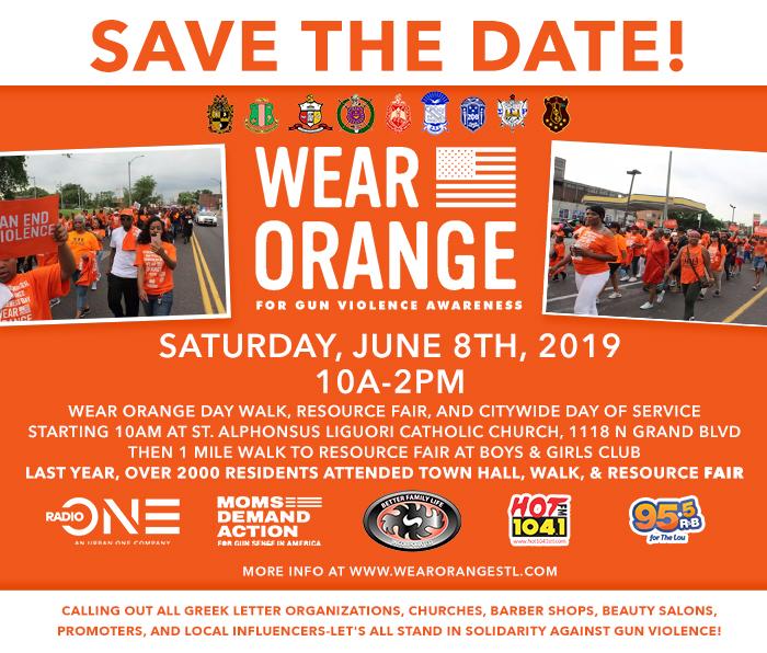 Wear Orange Day 2019 Revised