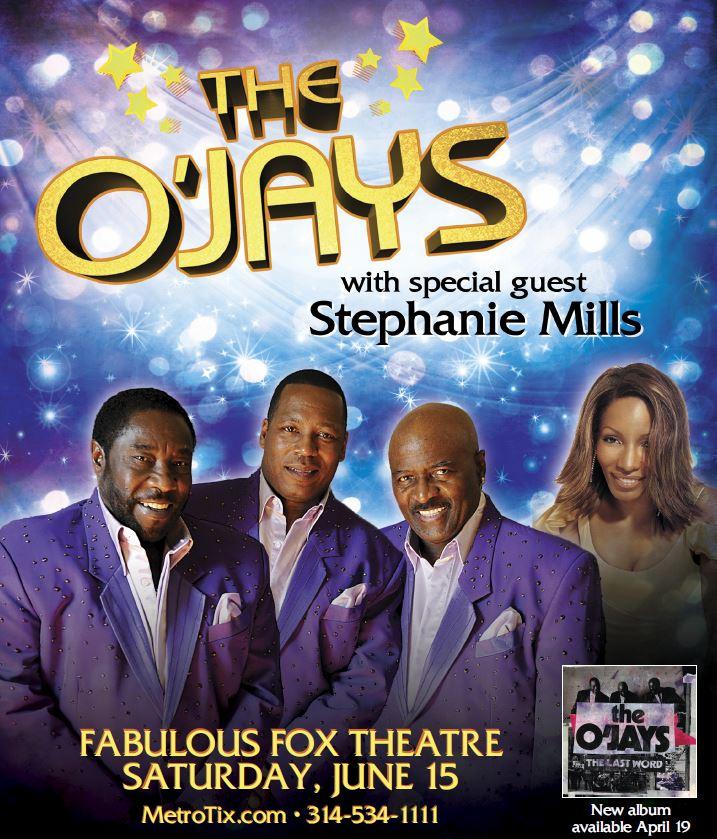 The O'Jays and Stephanie Mills