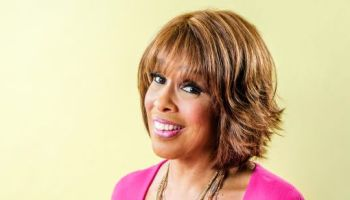 CBS This Morning Host Gayle King