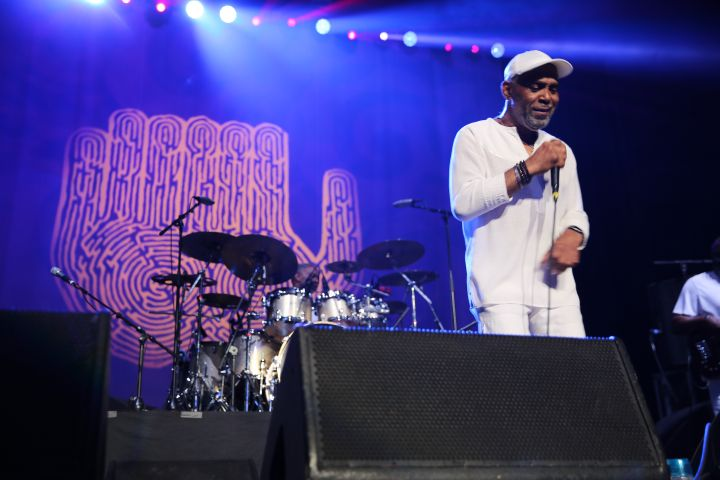 Frankie Beverly St. Louis