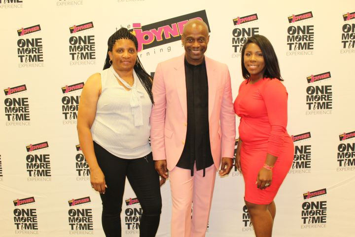 Tom Joyner One More Time Experience Meet and Greet St. Louis