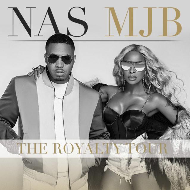 MJB and Nas Royalty Tour
