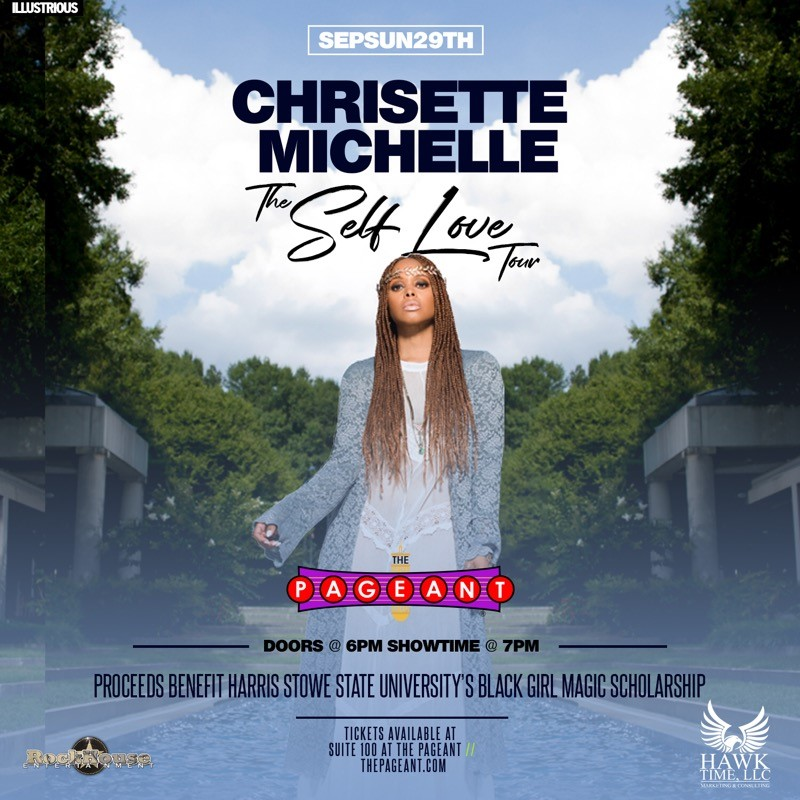 Chrisette Michelle Live at the Pageant