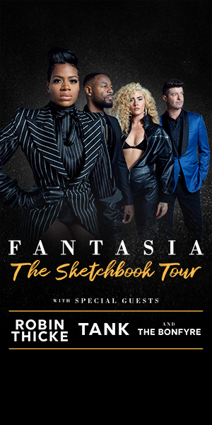 Fantasia The Sketchbook Tour