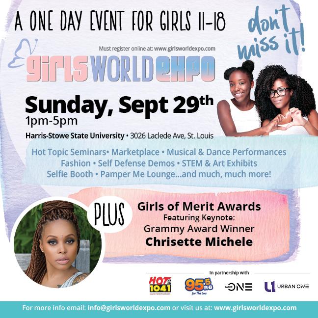 Girls World Expo