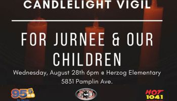 St. Louis Stand Up Candlelight Vigil