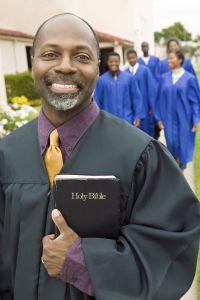 Smiling Preacher