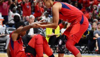 WNBA Finals Washington Mystics