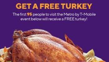 Turkey Giveaway MXTM
