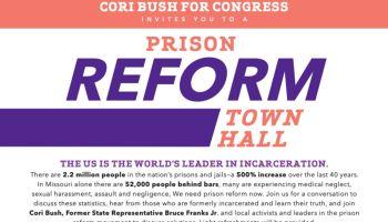 Prison Reform Flyer