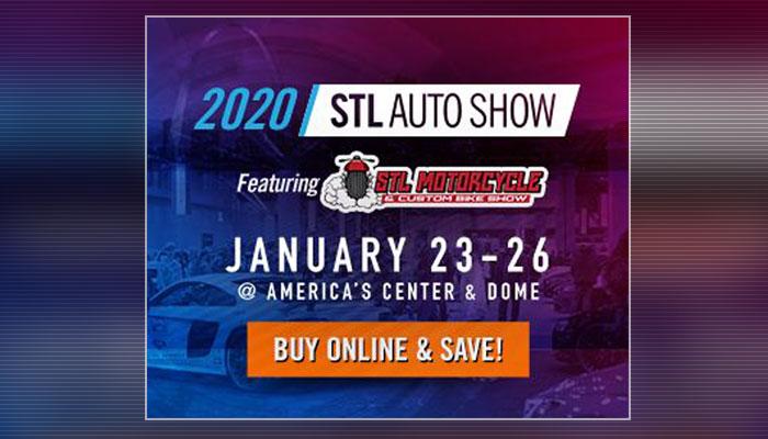 2020 St Louis Auto Show