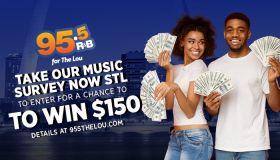 $150 Music Survey