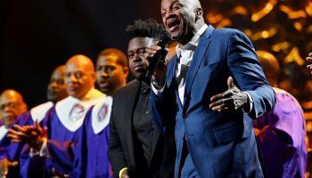 BET Super Bowl Gospel - Show
