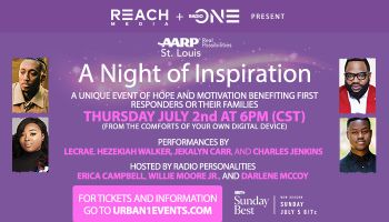 A Night Of Inspiration AARP!