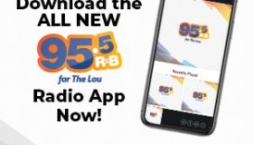 95.5 The Lou App https://bit.ly/955theLouapp