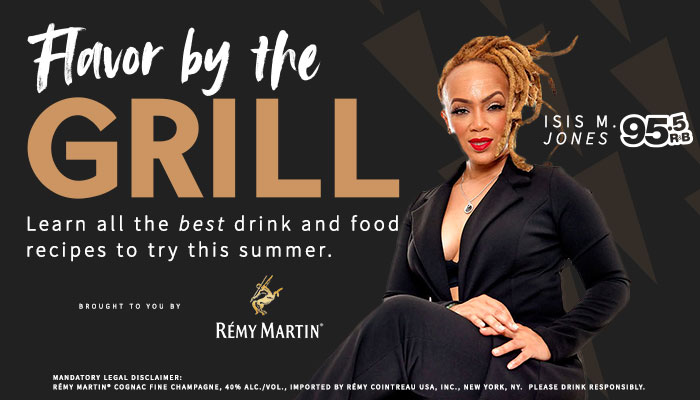 Remy Martin Flavor On Your Grill