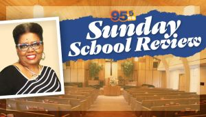 Radio Angel's Sunday School Review